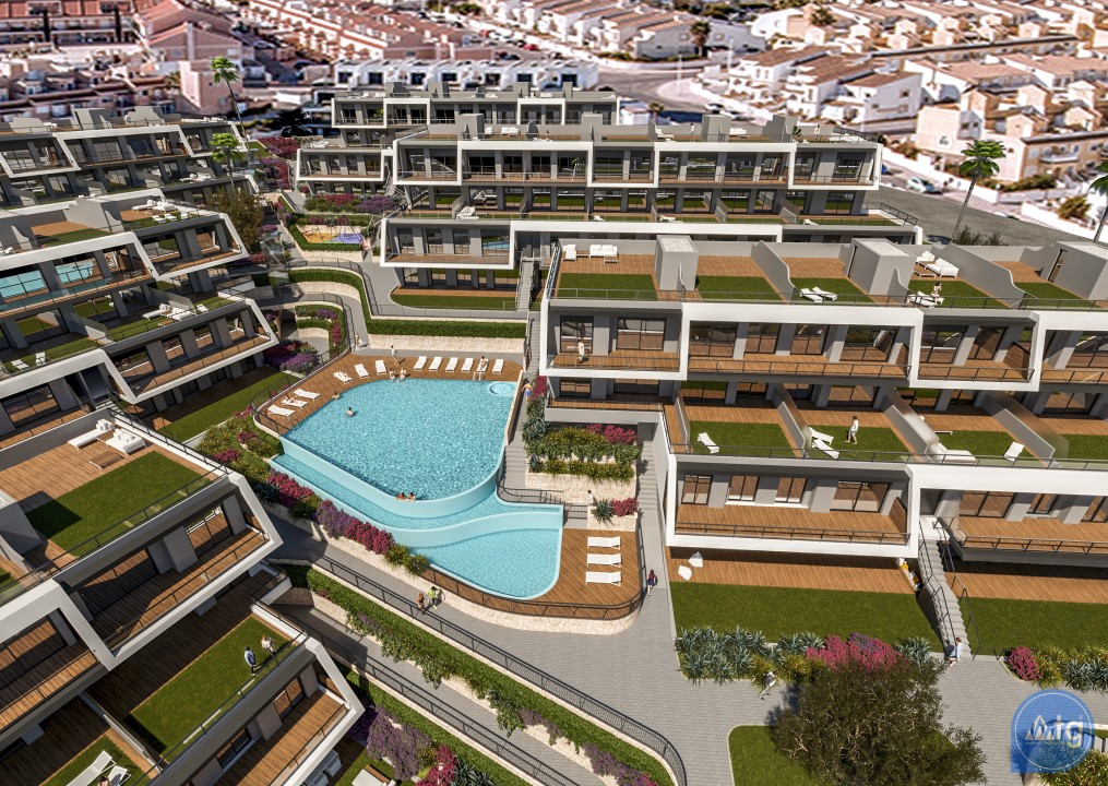 3 bedroom Apartment in Gran Alacant  - GD1113514 - 2