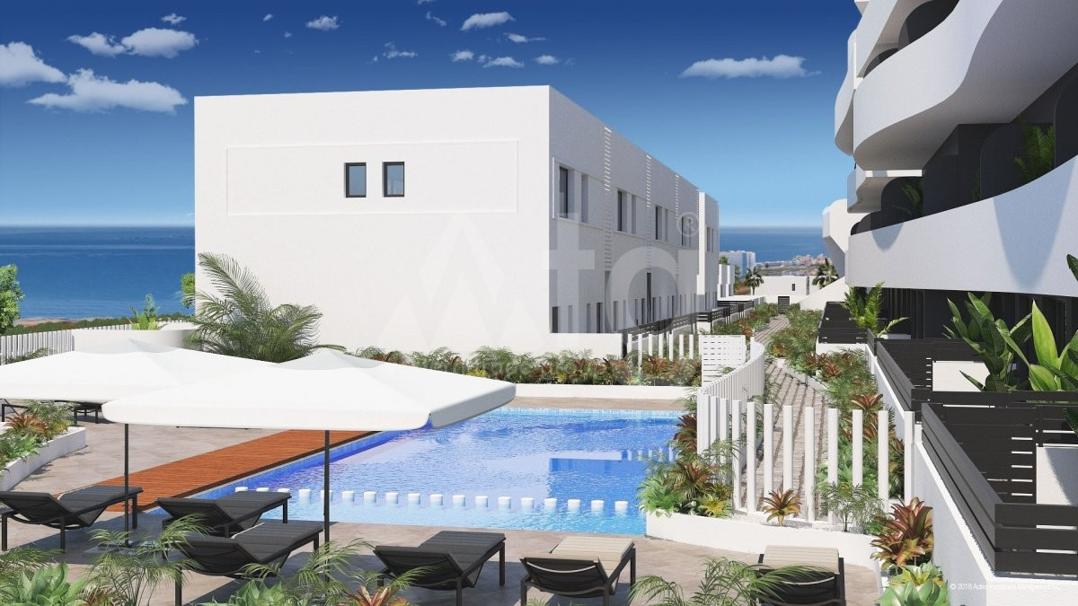 2 bedroom Apartment in La Manga  - GRI115271 - 3