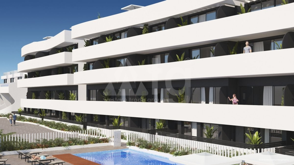 2 bedroom Apartment in La Manga  - GRI115271 - 6