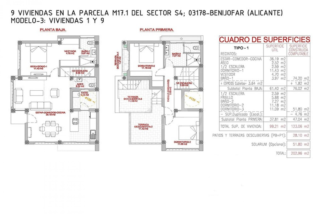 2 bedroom Apartment in Mil Palmeras  - SR114419 - 17