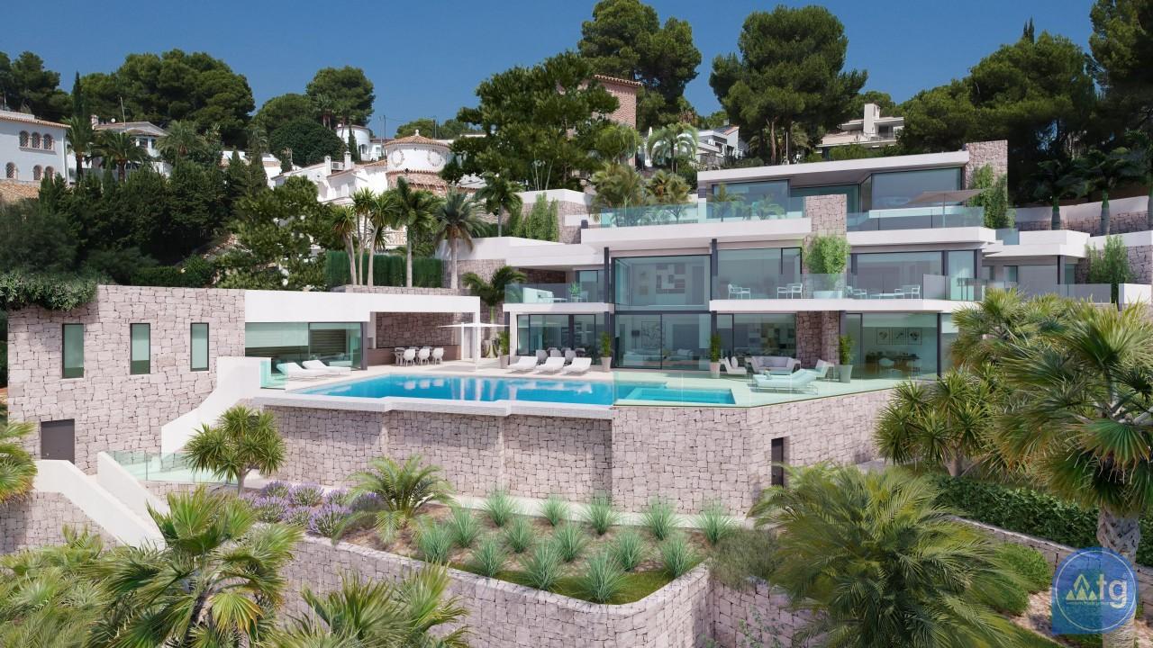 3 bedroom Villa in Dehesa de Campoamor  - AGI115569 - 3