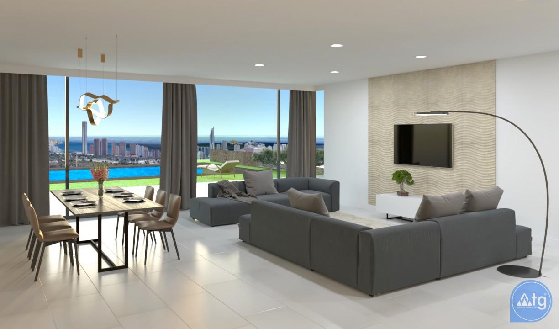 4 bedroom Villa in Finestrat  - CAM114935 - 2