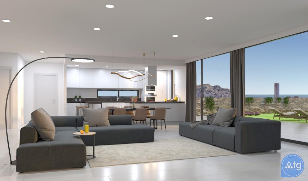 4 bedroom Villa in Finestrat  - CAM114935 - 3