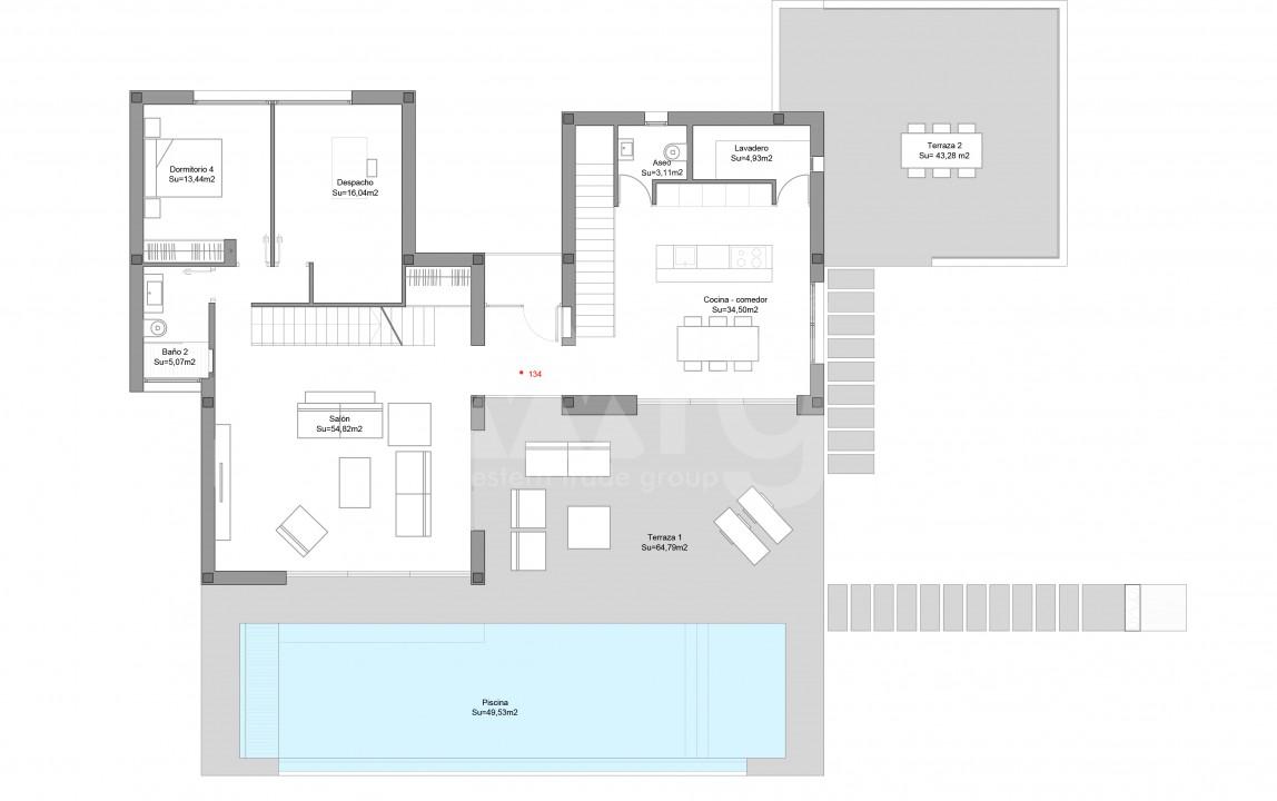 5 bedroom Villa in San Miguel de Salinas  - GEO8695 - 41