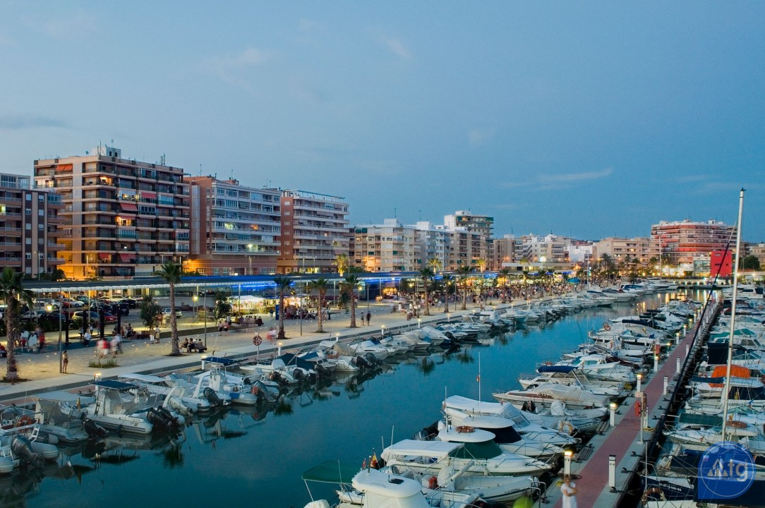 Appartement de 3 chambres à Gran Alacant - GD1113498 - 37