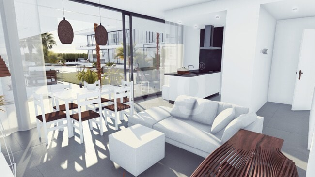 Appartement de 2 chambres à Mar de Cristal - CVA115781 - 4