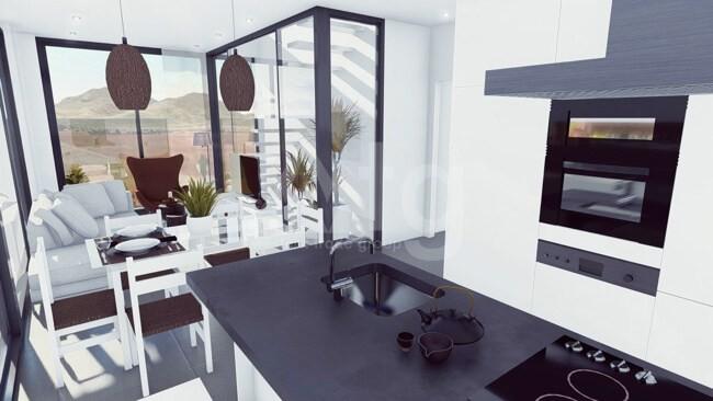 Appartement de 2 chambres à Mar de Cristal - CVA115781 - 6