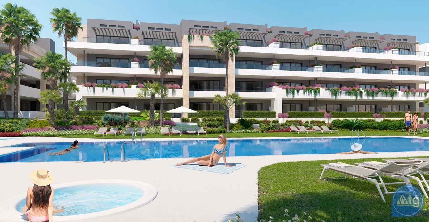 Appartement de 3 chambres à Playa Flamenca  - TM1116218 - 1