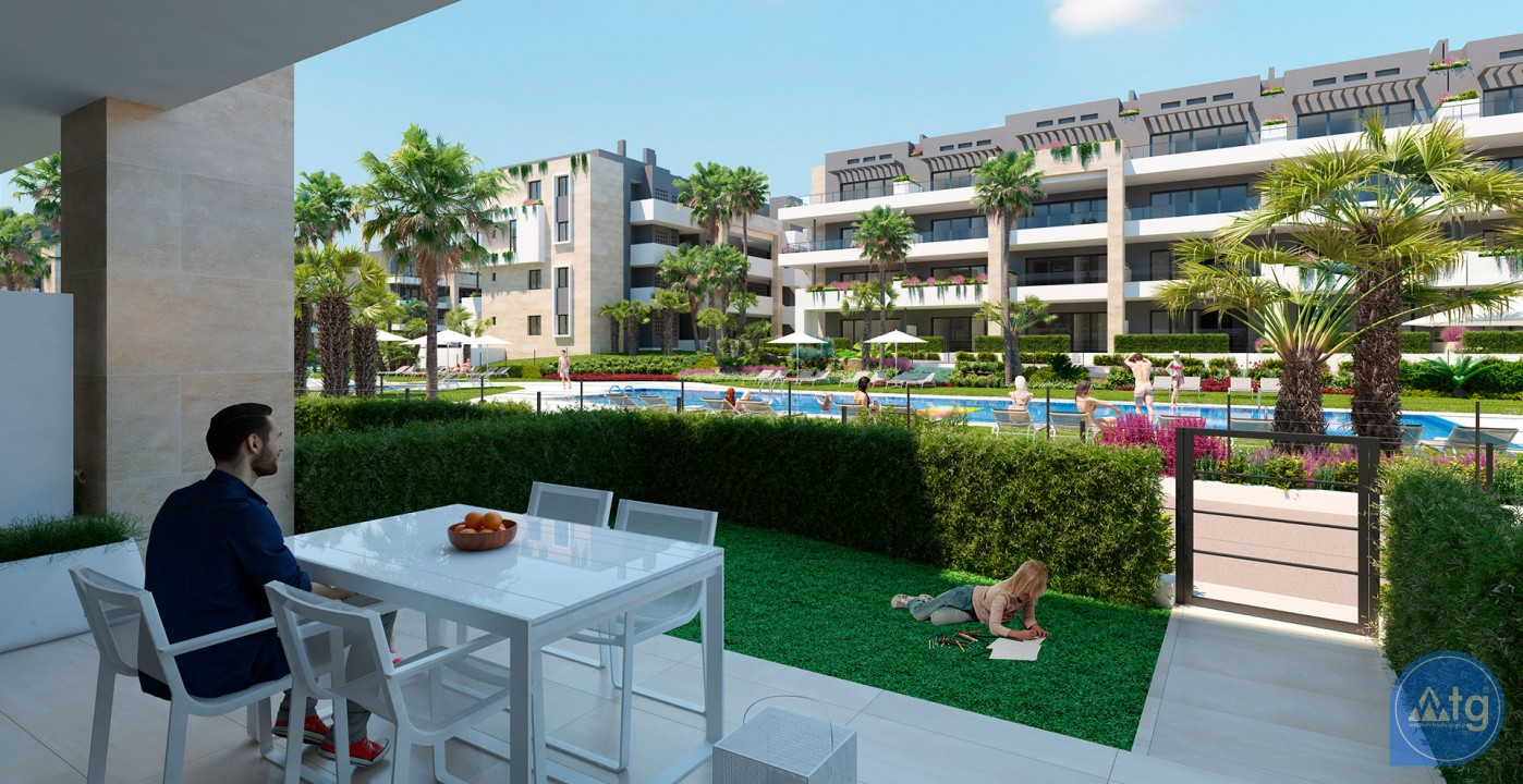 Appartement de 3 chambres à Playa Flamenca  - TM1116218 - 10