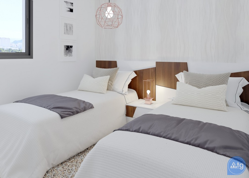 Appartement de 3 chambres à Playa Flamenca  - TM1116218 - 16