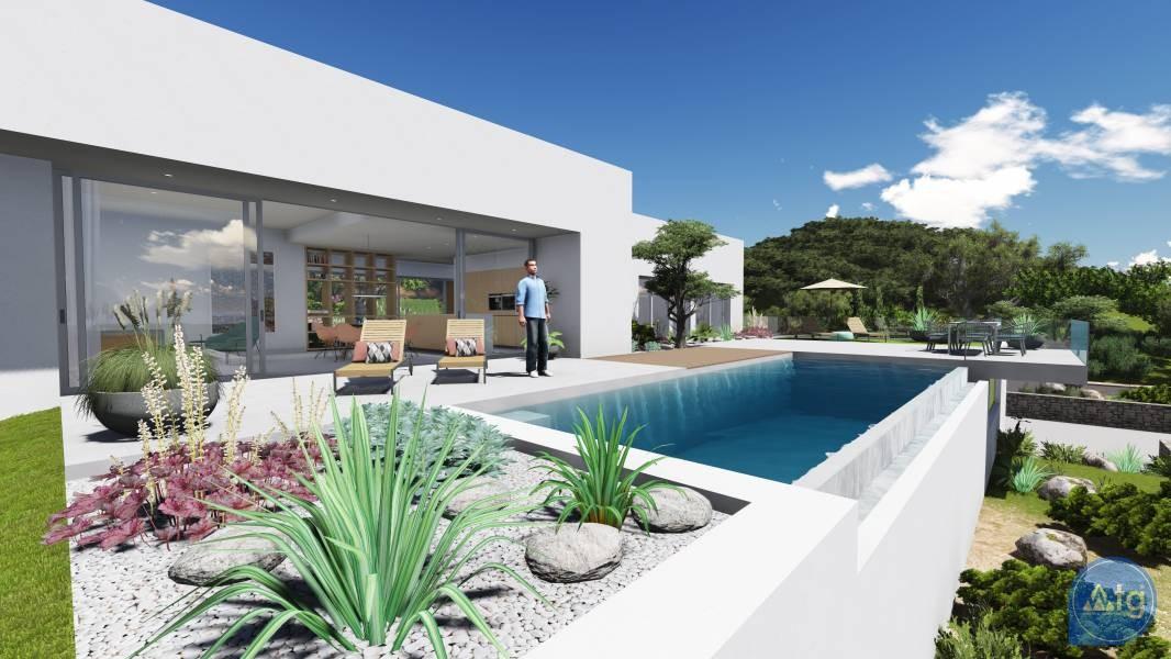 Appartement de 2 chambres à La Vila Joiosa - QUA8607 - 1
