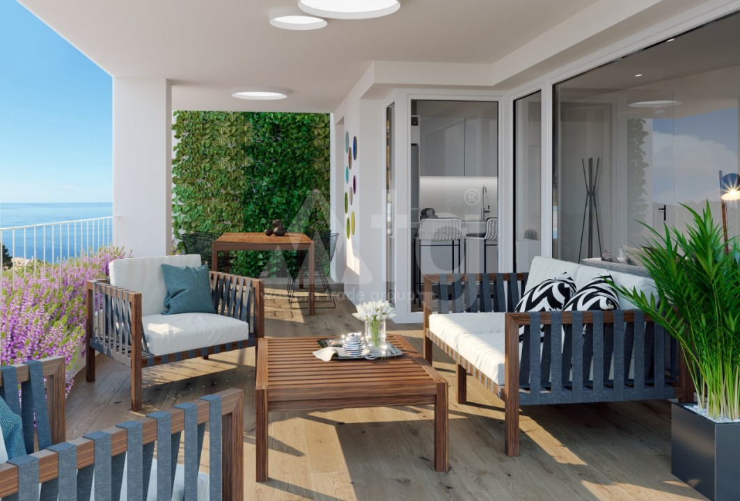 Appartement de 2 chambres à La Vila Joiosa - QUA8607 - 12