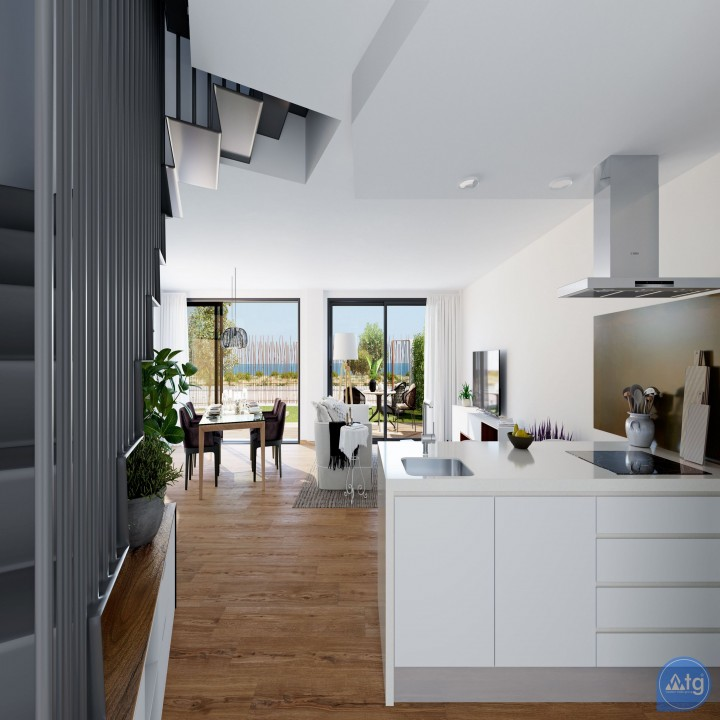 Appartement de 2 chambres à La Vila Joiosa - QUA8607 - 25