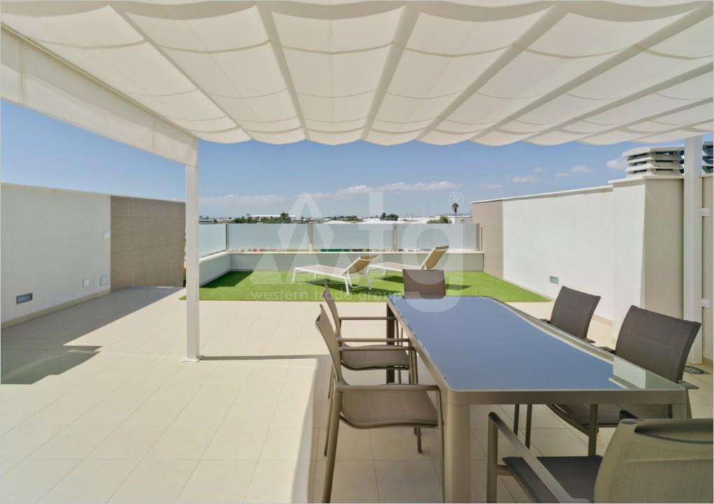 3 bedroom Penthouse in Guardamar del Segura - ER7064 - 3