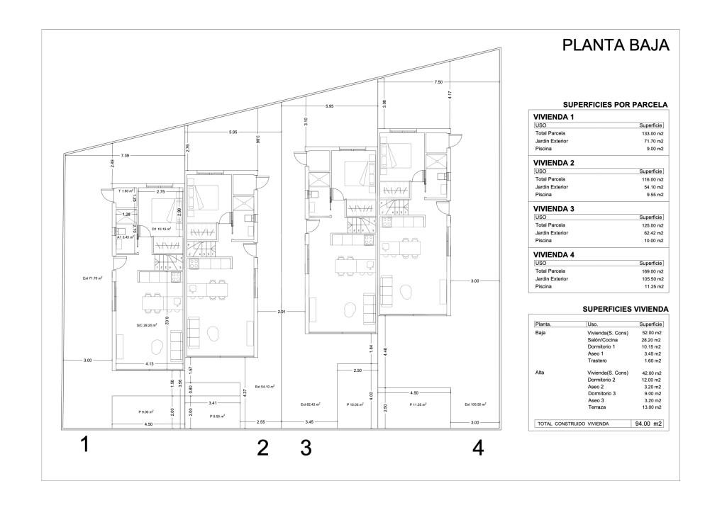 3 bedroom Penthouse in Guardamar del Segura  - ER7063 - 8