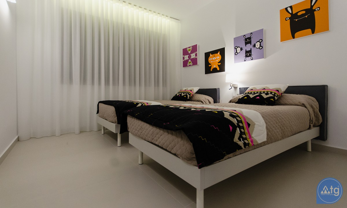 4 bedroom Villa in Dehesa de Campoamor  - AGI115707 - 34