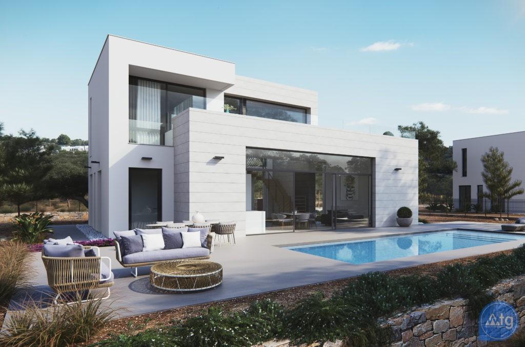 3 bedroom Villa in San Miguel de Salinas  - TRX116459 - 2