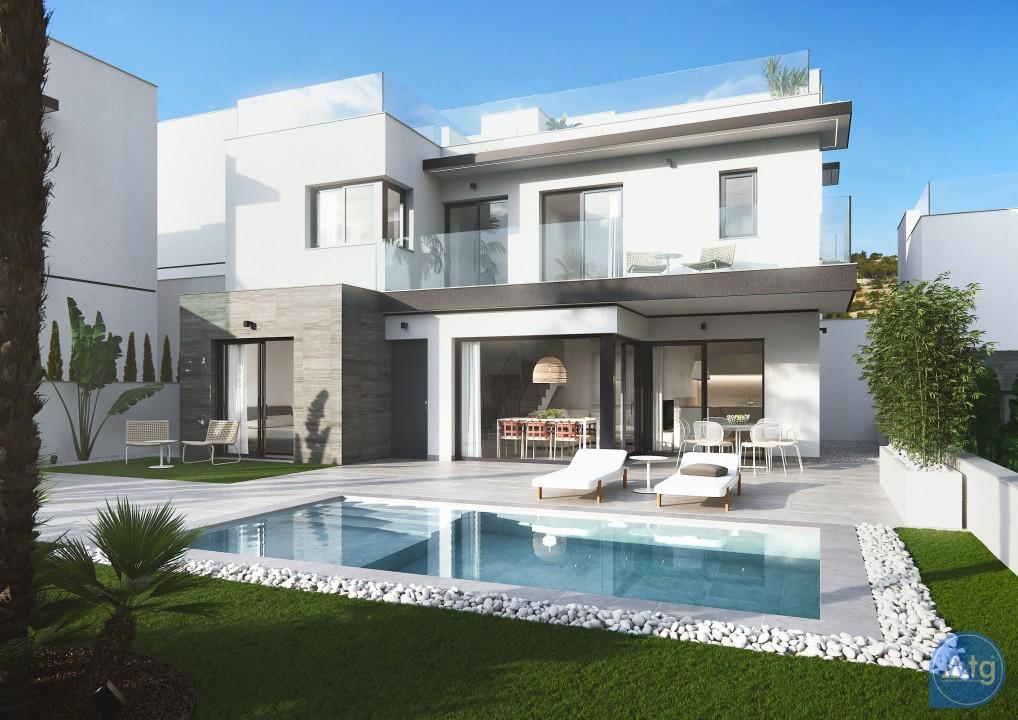 6 bedroom Villa in San Miguel de Salinas - HH6451 - 2