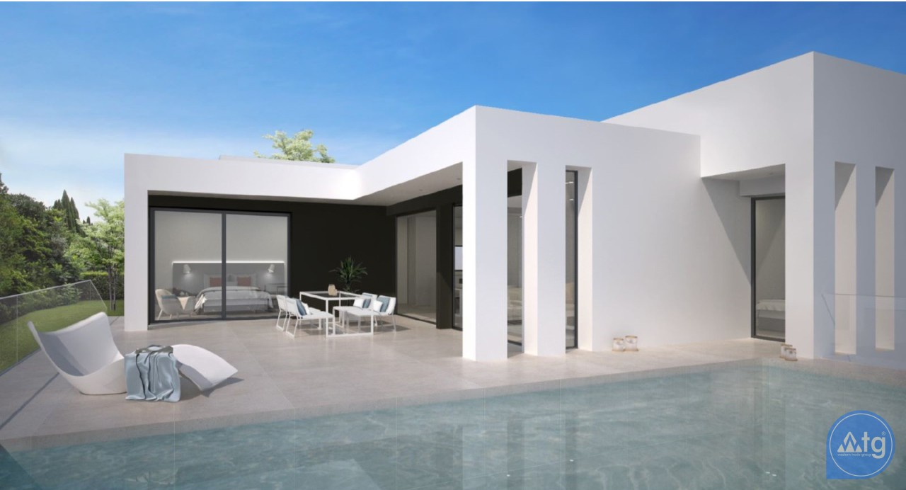 3 bedroom Villa in Cumbre del Sol  - VAP117845 - 2