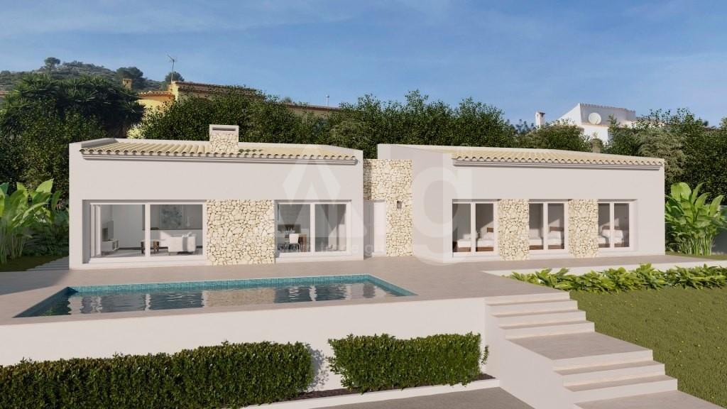 4 bedroom Villa in Moraira  - DVS117997 - 1