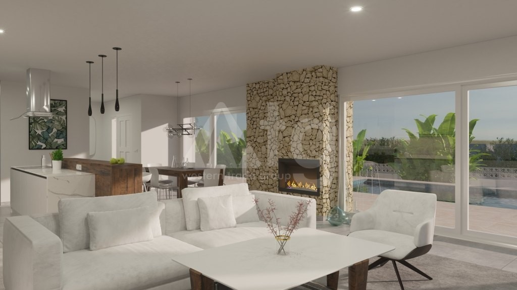 4 bedroom Villa in Moraira  - DVS117997 - 2