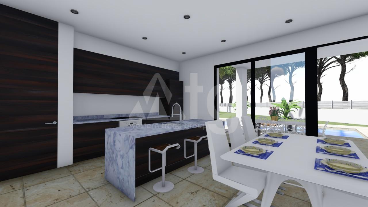 Апартамент в Ел-Кампельйо, 3 спальні  - MIS117411 - 11
