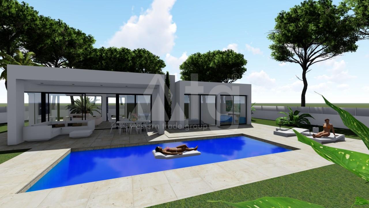 Апартамент в Ел-Кампельйо, 3 спальні  - MIS117411 - 2