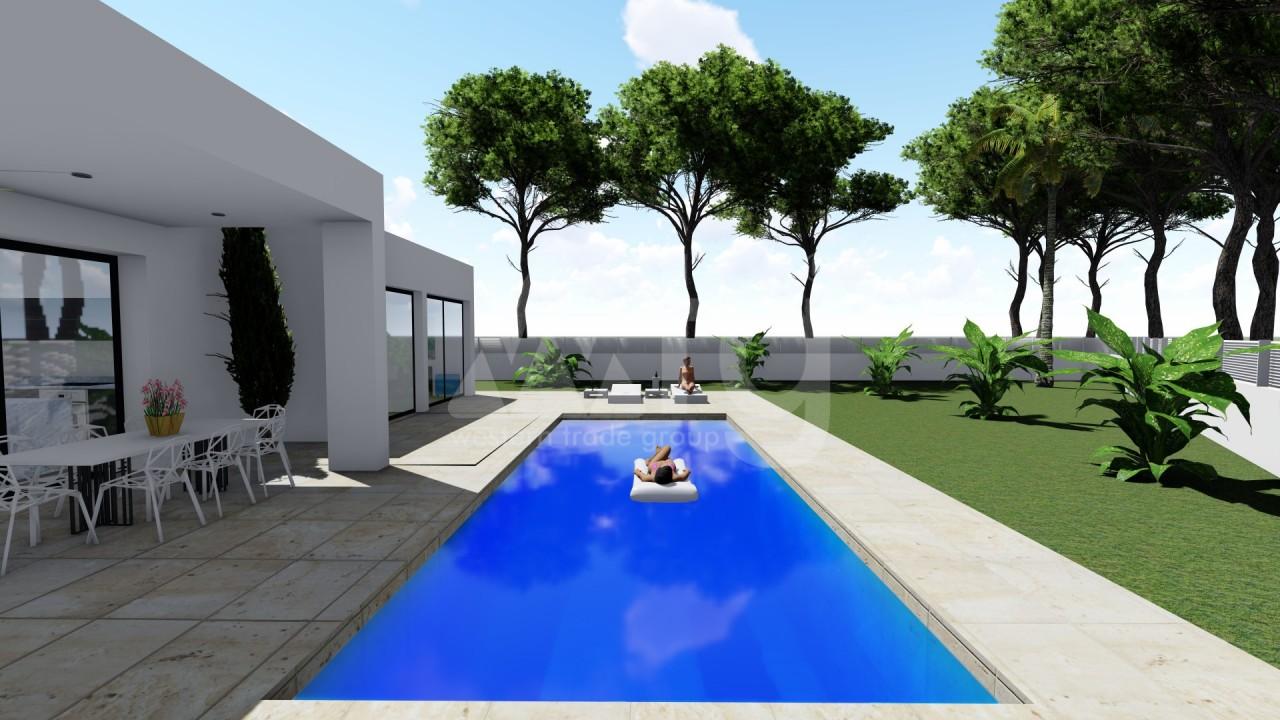 Апартамент в Ел-Кампельйо, 3 спальні  - MIS117411 - 4