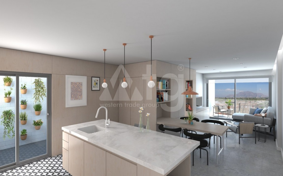 2 bedroom Villa in Los Montesinos  - HQH113964 - 3
