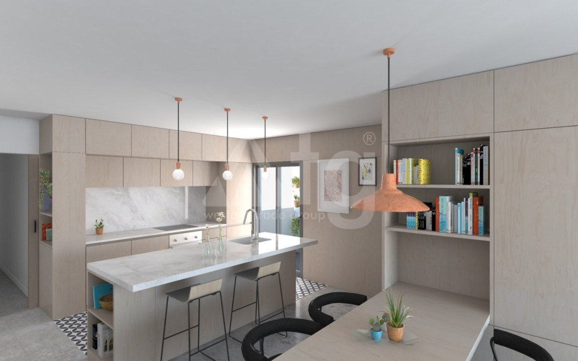 2 bedroom Villa in Los Montesinos  - HQH113964 - 4
