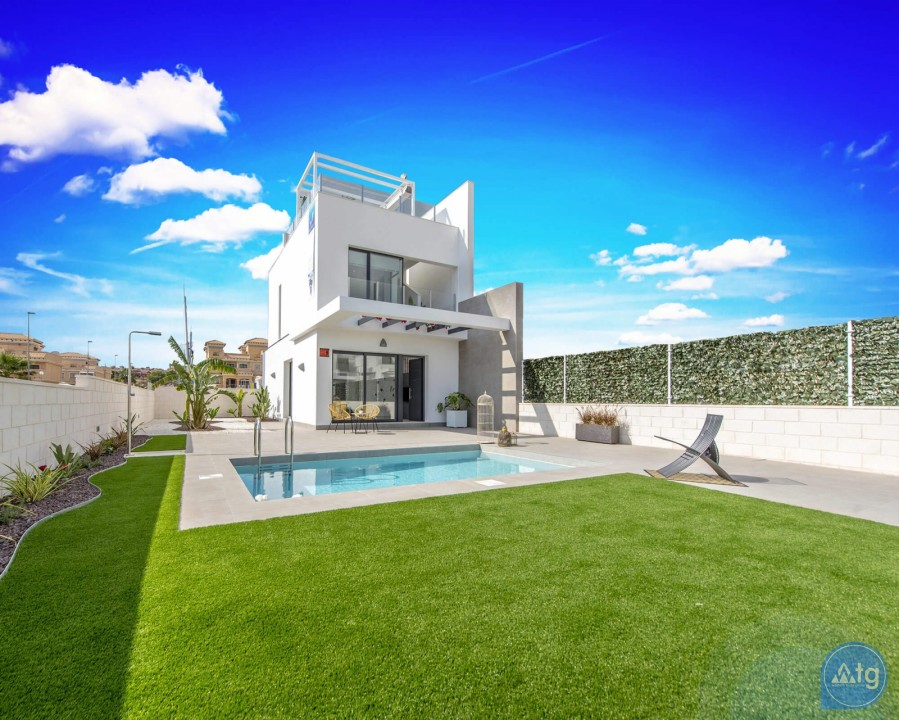 3 bedroom Villa in Orihuela  - HH6408 - 1