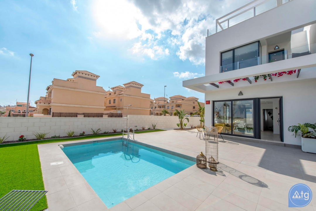 3 bedroom Villa in Orihuela  - HH6408 - 3