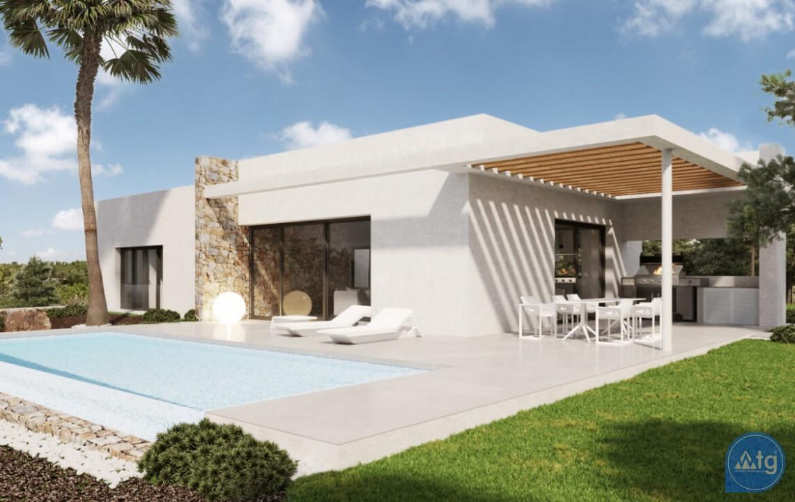2 bedroom Villa in San Pedro del Pinatar - OK2609 - 1