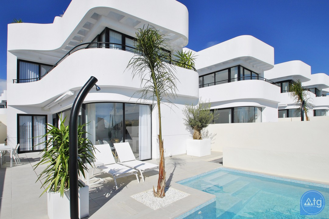 2 bedroom Villa in San Pedro del Pinatar - OK5848 - 2