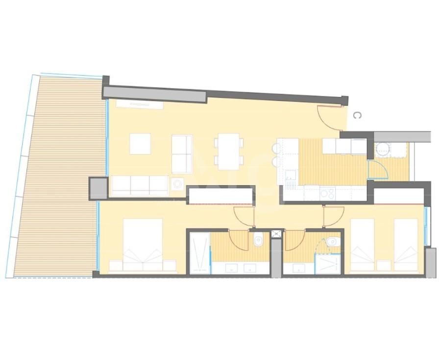 3 bedroom Villa in Villamartin - TN8254 - 20