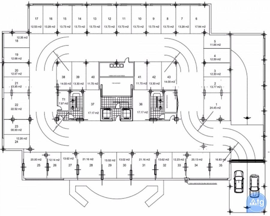 Immobilier commercial de  à Benidorm- MS4620 - 1