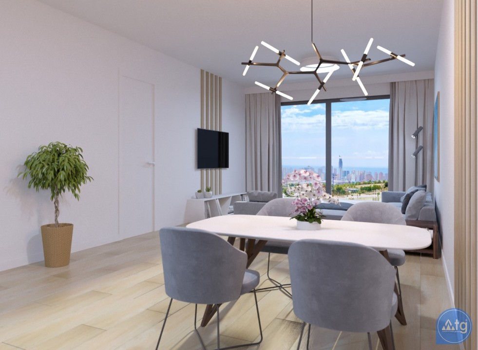 4 bedroom Apartment in Alicante - AG3561 - 11