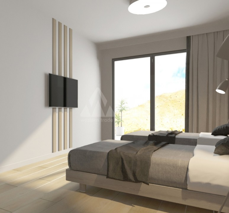 4 bedroom Apartment in Alicante - AG3561 - 13