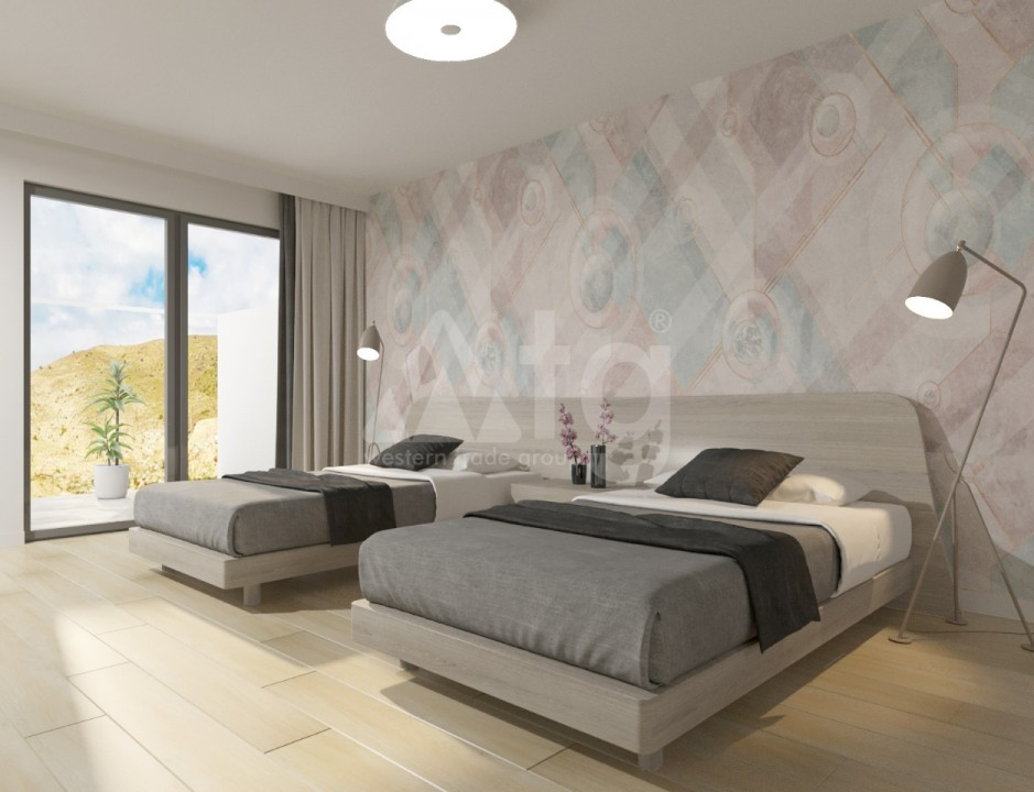 4 bedroom Apartment in Alicante - AG3561 - 15