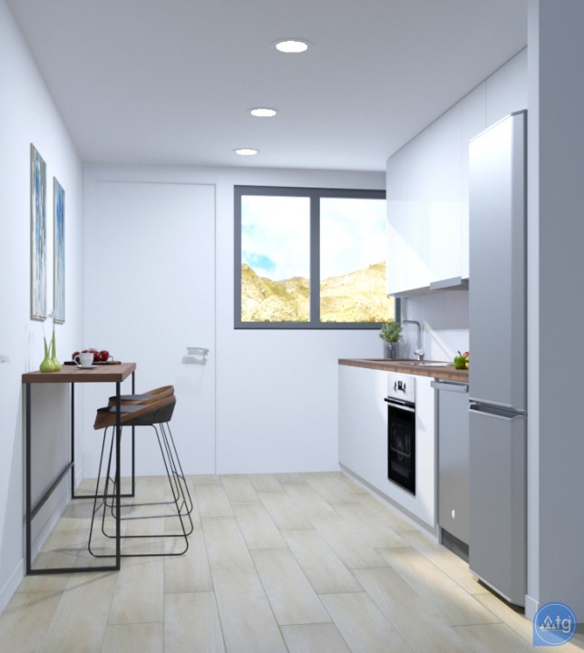 4 bedroom Apartment in Alicante - AG3561 - 6