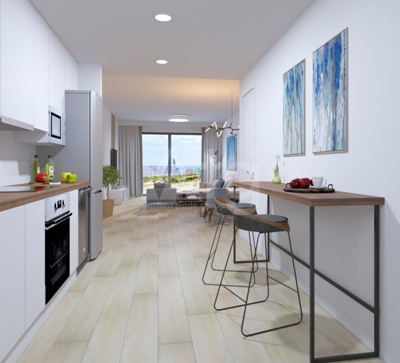 4 bedroom Apartment in Alicante - AG3561 - 8