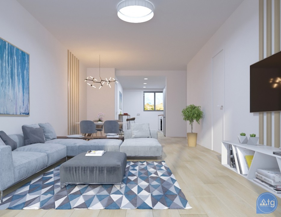 4 bedroom Apartment in Alicante - AG3561 - 9