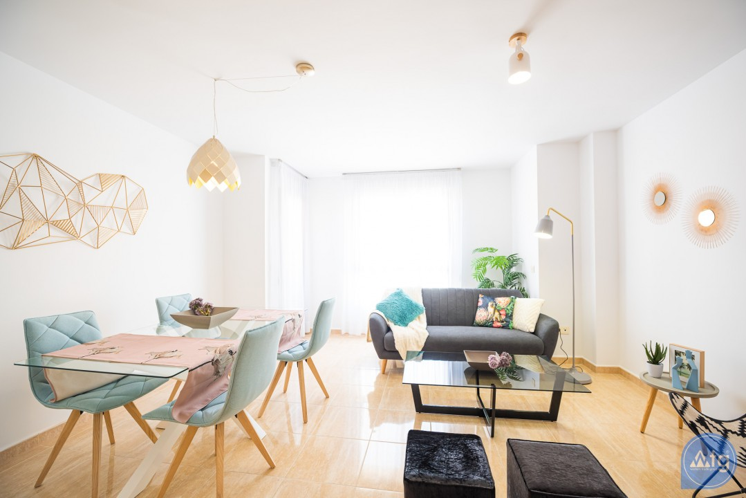 2 bedroom Apartment in Torrevieja - AG9575 - 1