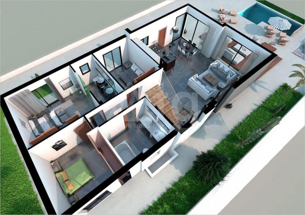 2 bedroom Apartment in Dehesa de Campoamor - TR7281 - 10