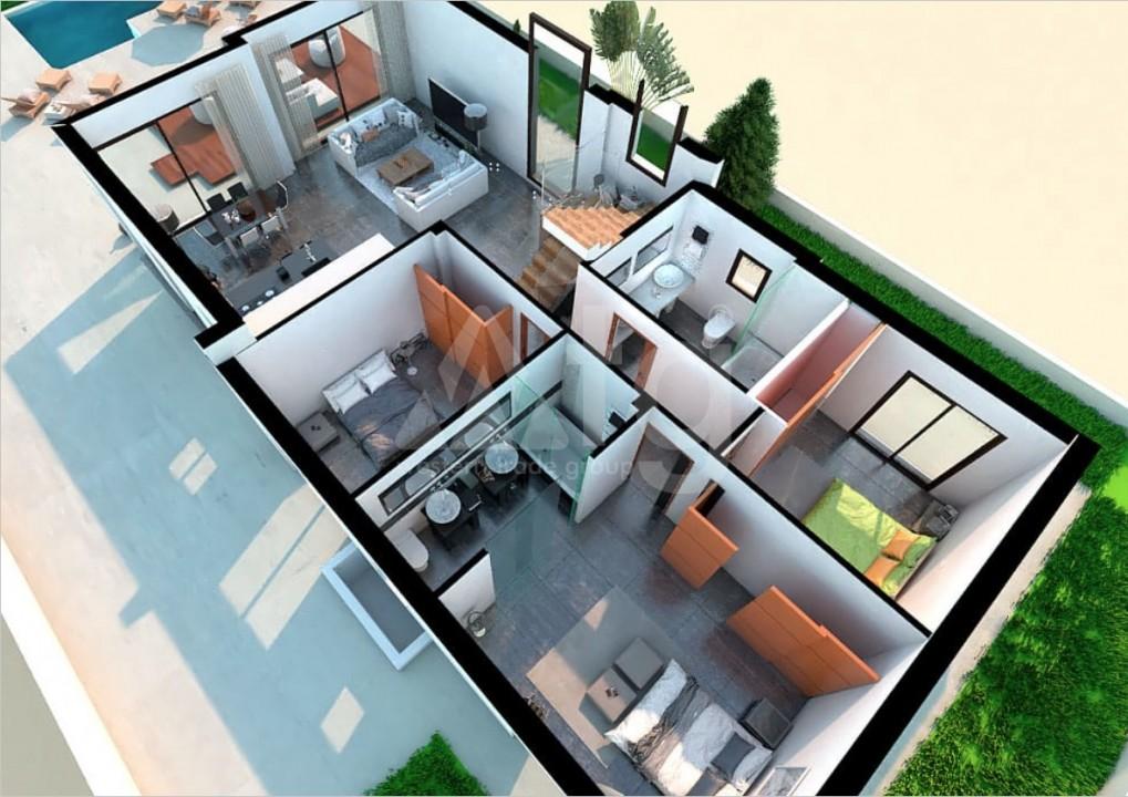 2 bedroom Apartment in Dehesa de Campoamor - TR7281 - 11