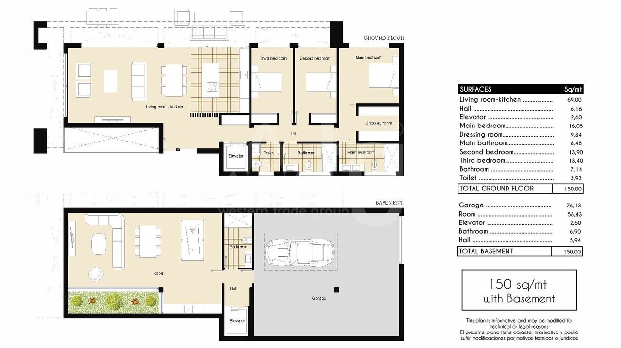 3 bedroom Apartment in Torrevieja - AG9572 - 8
