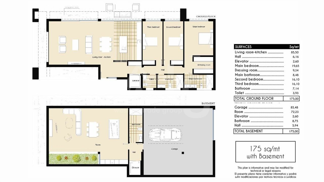 3 bedroom Apartment in Torrevieja - AG9572 - 9