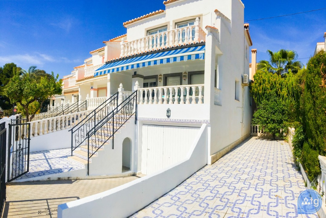 3 bedroom Apartment in Torrevieja - AG4330 - 1