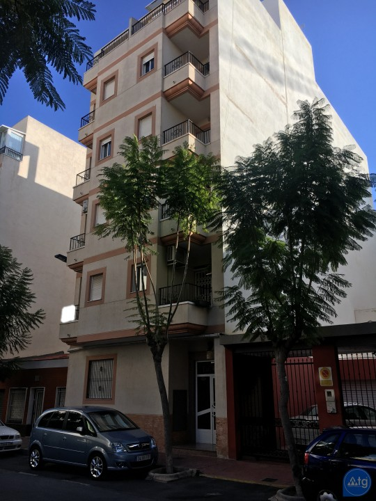 Komfortable günstige Wohnung nahe dem Meer  in Torrevieja - W119827 - 2