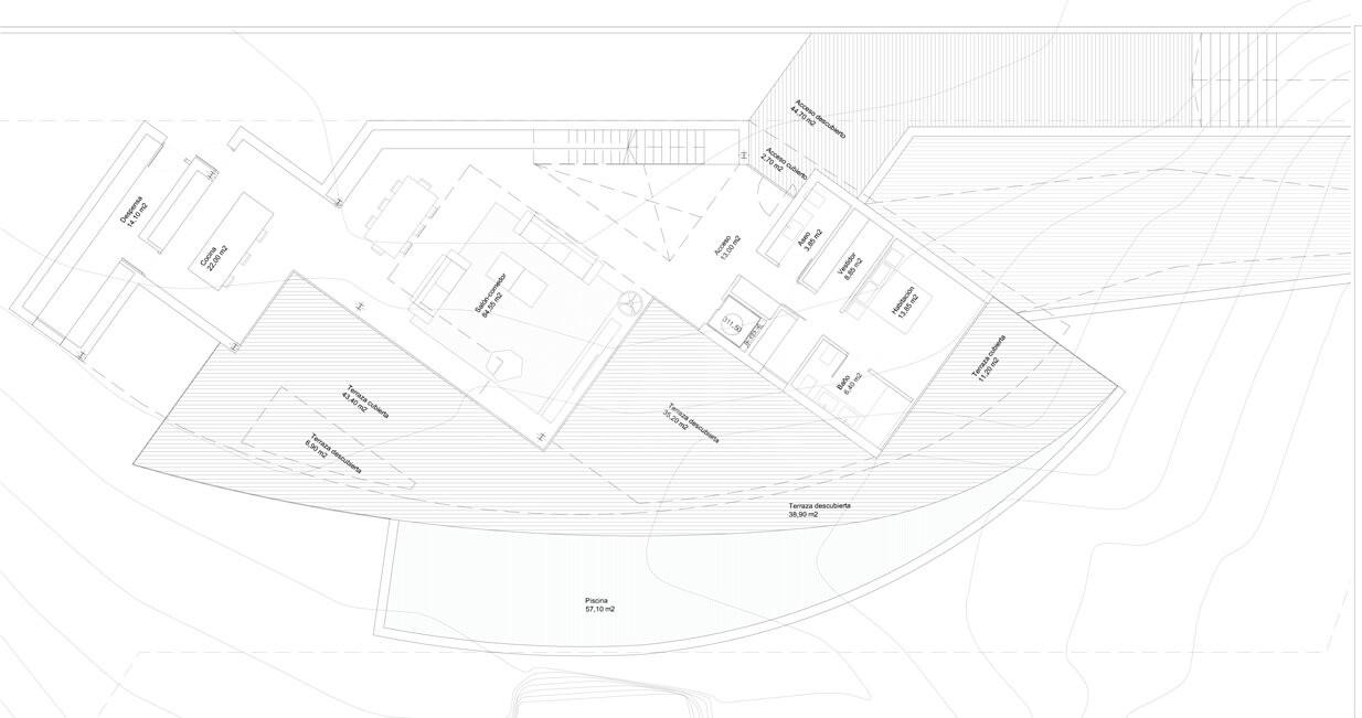 Komfortable Penthouse-Wohnung in Dehesa de Campoamor, 3 Schlafzimmer - AG2019 - 6